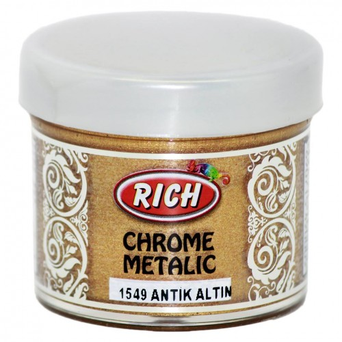 Chrome metalic Rich 60 ml