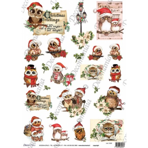 Ριζόχαρτα Χριστουγεννιάτικα