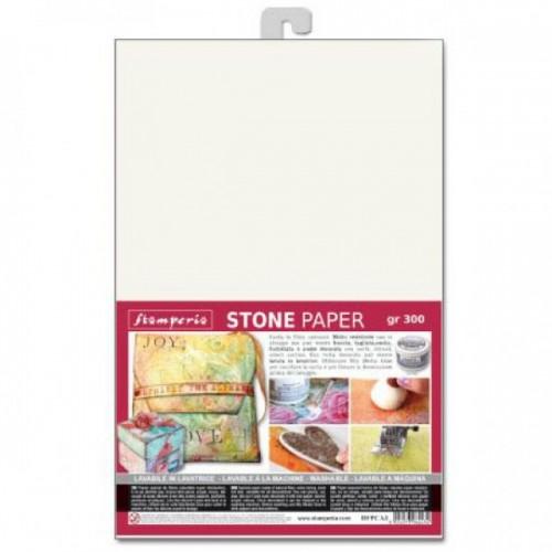 Xαρτιά Stone Paper Stamperia